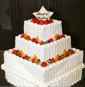 世界のウエディングケーキ