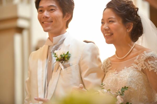 【雨の日の結婚式☂】実は素敵な言い伝えも、、♪