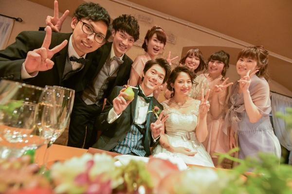 【2020年に結婚式をご検討のすべての新郎新婦さまへ♡】人数に合わせてお得なプラン!