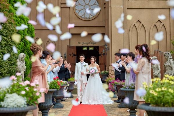 ~結婚式の人気演出はどんなのがある?~
